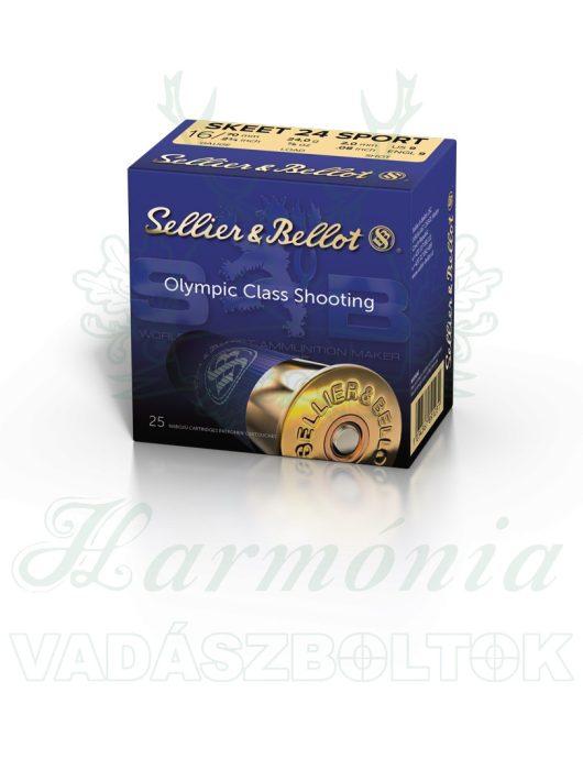 Sellier & Bellot 16/70 Skeet Sport 24g, 2,00mm V033302 Sörétes Lőszer