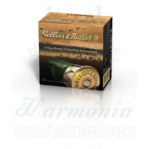 Sellier & Bellot 12/70 Corona 2,75mm 32gr V101742 Sörétes Lőszer