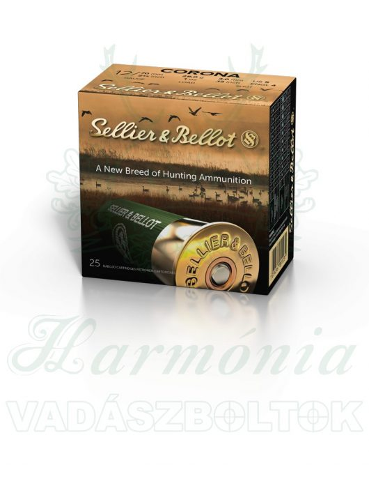 Sellier & Bellot 12/70 Corona 2,0mm 28gr V100502 Sörétes Lőszer