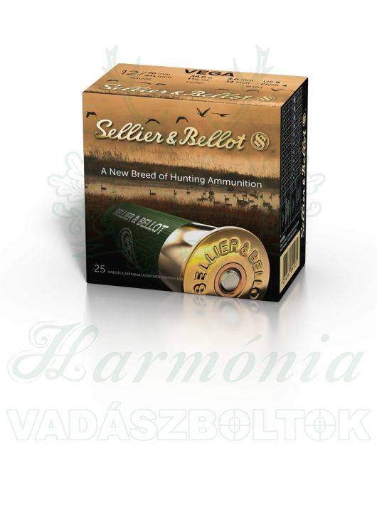 Sellier & Bellot 12/70 Vega 3,5mm 34gr Sörétes Lőszer
