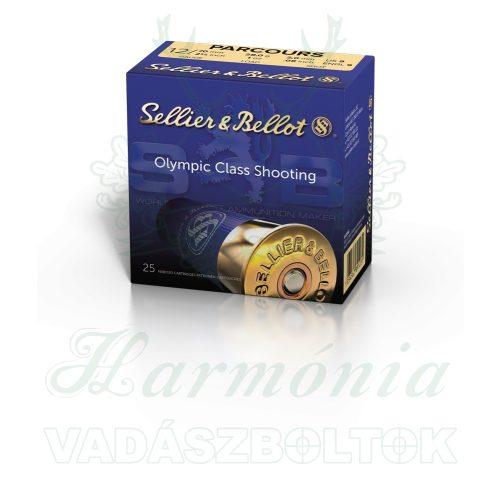 Sellier & Bellot 12/70 Parcours 2,5mm 28g V014902 Sörétes Lőszer