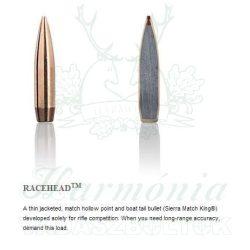 Sako .222R 3,4g 111G Racehead Golyós Lőszer