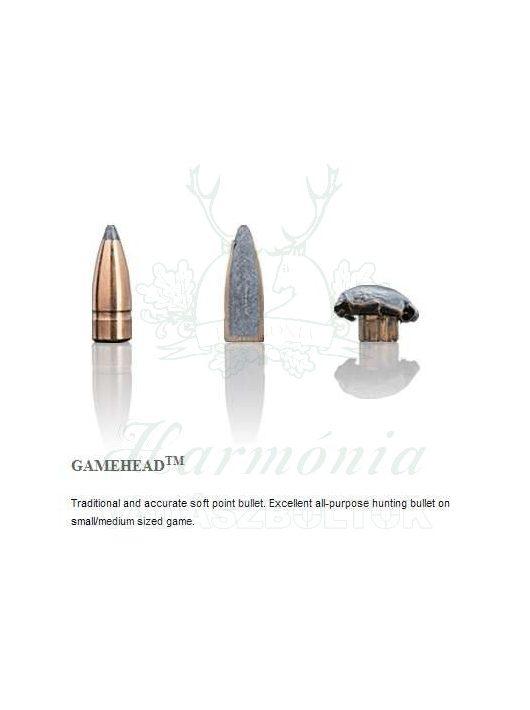 Sako .243W 5,8g 112E Gamehead Golyós Lőszer