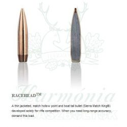 Sako .308W 10,9g 141A Racehead HPBT Golyós Lőszer