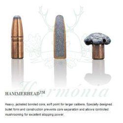 Sako 7,62x53R 11,7g 256A Hammerhead Golyós Lőszer