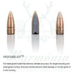 Sako 8x57JS 8,2g 102F Speedhead Golyós Lőszer