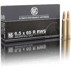 RWS 6,5x65R 8,2g KS 2116987 Golyós Lőszer