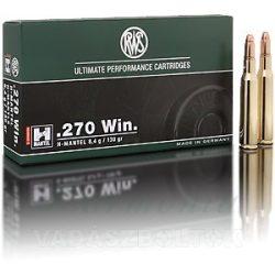 RWS .270W 8,4g HML 2117290 Golyós Lőszer