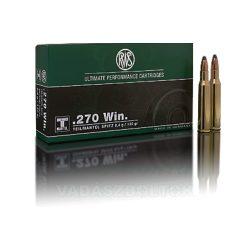 RWS .270W 8,4g TMS 2118440 Golyós Lőszer