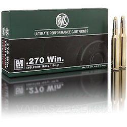 RWS .270W 10,0g EVO 2315972 Golyós Lőszer