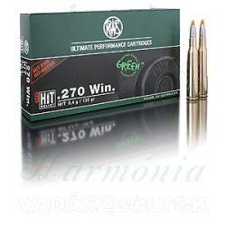 RWS .270W 8,4g HIT 2319210 Golyós Lőszer