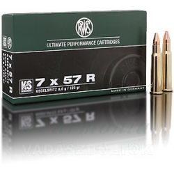 RWS 7x57R 10,5g KS 2118548 Golyós Lőszer