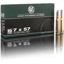 RWS 7x57R 10,5g ID 2118564 Golyós Lőszer