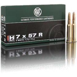 RWS 7x57R 11,2g HMK 2117436 Golyós Lőszer