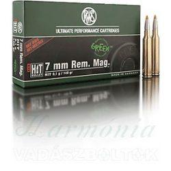 RWS 7mmRM HIT 9,1g 2318848 Golyós Lőszer