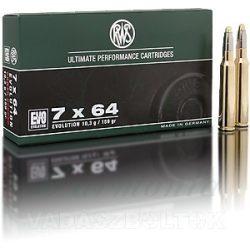 RWS 7x64 10,3g EVO 2315431 Golyós Lőszer
