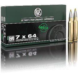 RWS 7x64 8,2g EVO Green 2318321 Golyós Lőszer