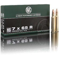 RWS 7x65R 10,5g KS 2118483 Golyós Lőszer
