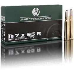 RWS 7x65R 10,5g ID 2118602 Golyós Lőszer