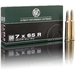 RWS 7x65R 10,3g EVO 2315432