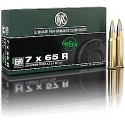 RWS 7x65R 8,2g EVO Green 2318322