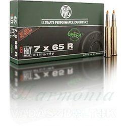 RWS 7x65R HIT 9,1gr 2318847 Golyós Lőszer