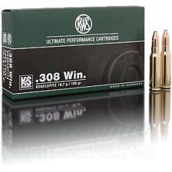 RWS .308W 9,7g KS 2117703 Golyós Lőszer