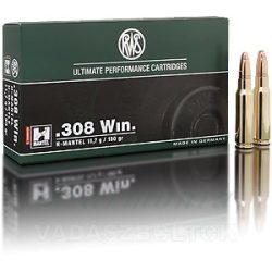 RWS .308W 11,7g HML 2117665 Golyós Lőszer