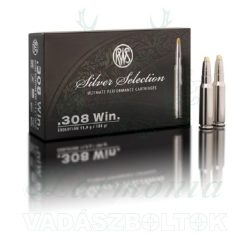 RWS .308W 11,9g Silver EVO 2317210 Golyós Lőszer