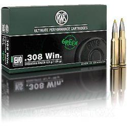 RWS .308W 8,8g EVO Green 2318323 Golyós Lőszer