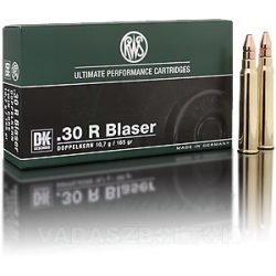 RWS .30R 10,7g DK 2117894 Golyós Lőszer
