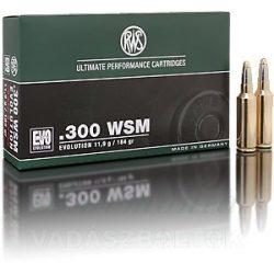 RWS .300 WSM 11,9g EVO 2315741 Golyós Lőszer