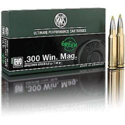 RWS .300 WM 8,8g EVO Green 2318325 Golyós Lőszer