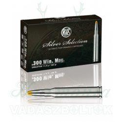 RWS .300 WM 11,9g Silver EVO 2317212 Golyós Lőszer