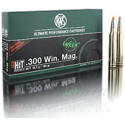 RWS .300 WM 10,7g HIT 2318844 Golyós Lőszer