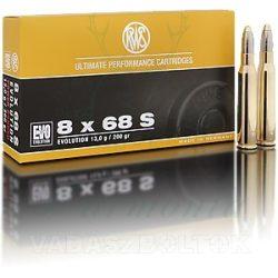 RWS 8x68S 13,0g EVO 2316522 Golyós Lőszer