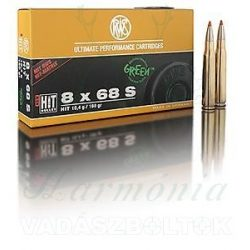 RWS 8x68S HIT 8,4 gr 2319209 Golyós Lőszer