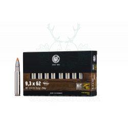 RWS 9,3x62 HIT Short Rifle 16,2g 2408476
