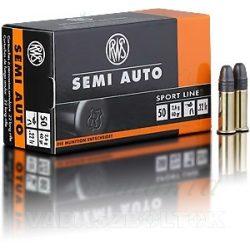 RWS .22LR SemiAuto 2318601 Golyós Lőszer