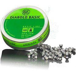 RWS 4,5/500 Diabolo 2136309