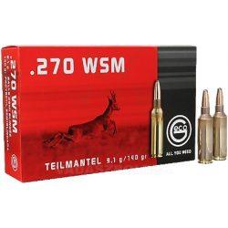 Geco .270WSM 9,1g TML 2317823 Golyós Lőszer