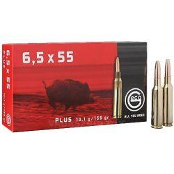 Geco 6,5x55 10,1g Plus 2317839 Golyós Lőszer
