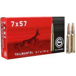Geco 7x57 10,7g TML 2318561 Golyós Lőszer