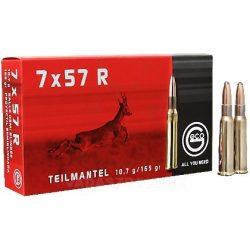 Geco 7x57R 10,7g TML 2123355 Golyós Lőszer