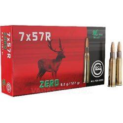 Geco 7x57R  8,2gr Zero 2318818 Golyós Lőszer