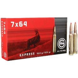 Geco 7x64 10,0g Express 2317840 Golyós Lőszer