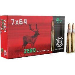 Geco 7x64 Zero 8,2gr 2318819 Golyós Lőszer