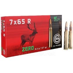 Geco 7x65R Zero 8,2 gr 2318820 Golyós Lőszer