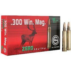 Geco .300WM 8,8g Zero  2318822 Golyós Lőszer
