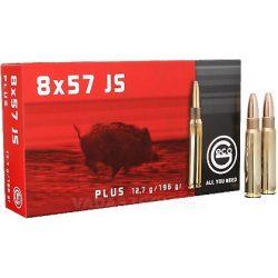 Geco 8x57JS 12,0g Plus 2317845 Golyós Lőszer